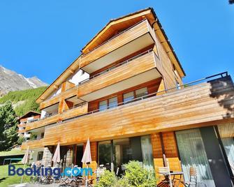 Elite Alpine Lodge - Saas-Fee - Building
