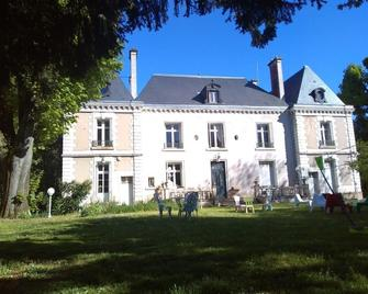 Château la Marbellière Chambres d'hôtes - Joué-lès-Tours - Gebouw