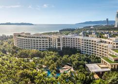 Sheraton Sanya Haitang Bay Resort - Tam Á - Toà nhà