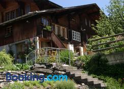 Pension Staldacher - Hasliberg - Edificio