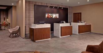 Courtyard by Marriott Philadelphia City Avenue - Philadelphia - Reception