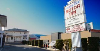 Country View Motor Inn - Kamloops - Building