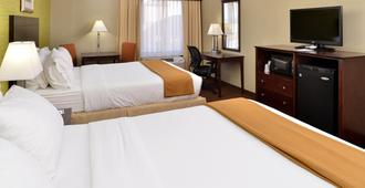 Holiday Inn Express & Suites Indianapolis W - Airport Area - Indianapolis - Bedroom