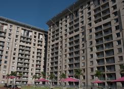 Westay Westpoint Apartments - Johannesbourg - Bâtiment