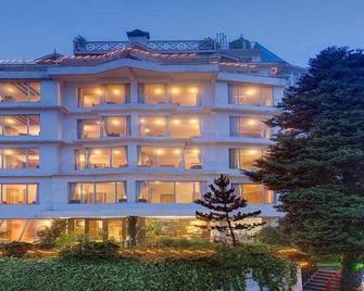 Hotel Viceroy - Darjeeling - Rakennus