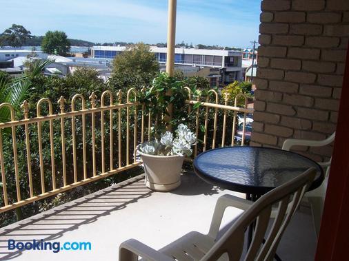 Town Centre Motor Inn - Merimbula - Balkon