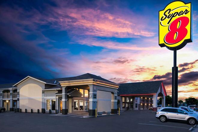 Super 8 by Wyndham Oklahoma Airport Fairgrounds West - Οκλαχόμα Σίτι - Κτίριο