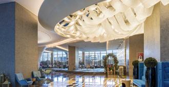 Sofitel Dubai Downtown - Dubai - Resepsjon