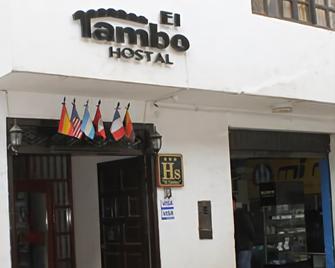 Hostal El Tambo - Chachapoyas - Buiten zicht