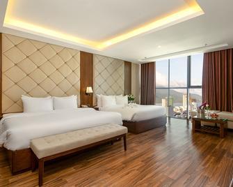 Luxtery Hotel - Đà Nẵng - Phòng ngủ