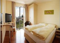 Das Smarte Hotel Garni - Höchst - Schlafzimmer