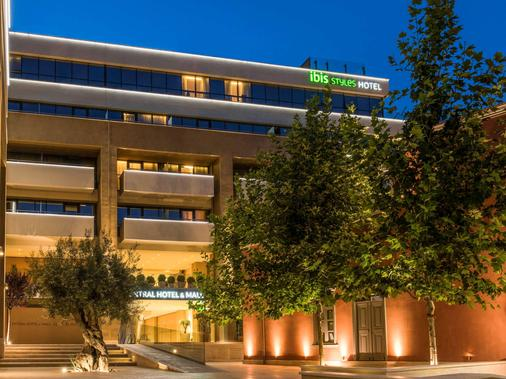 ibis Styles Heraklion Central - Ираклион - Здание