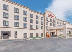 Howard Johnson by Wyndham Downtown Rapid City - Rapid City - Edifício