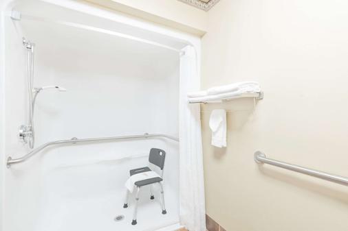 急流市豪生套房酒店 - 拉匹市 - 拉皮德城 - 浴室