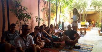 Hostel Villa Red City - Marrakech