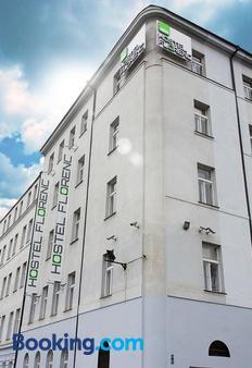 Hostel Florenc - Praha (Prague) - Toà nhà