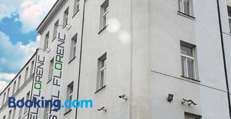 Hostel Florenc - Prague - Building