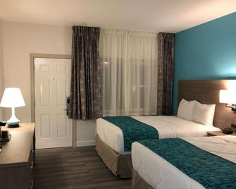 Howard Johnson by Wyndham Sault Ste Marie ON - Sault Ste Marie - Schlafzimmer