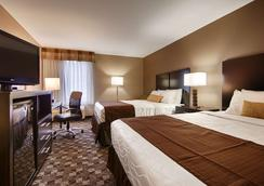 Best Western Plus Oak Mountain Inn - Pelham - Schlafzimmer