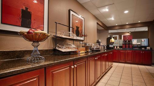 Best Western Plus Oak Mountain Inn - Pelham - Buffet