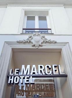 Hôtel Le Marcel Paris Gare De L'est - Παρίσι - Κτίριο
