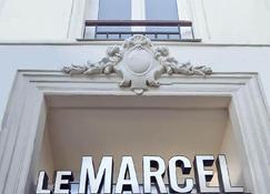Hôtel Le Marcel Paris Gare De L'est - Paris - Gebäude