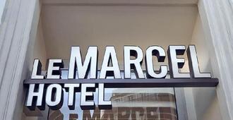 Hôtel Le Marcel Paris Gare De L'est - Paris - Toà nhà