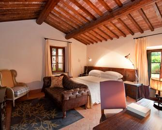 Castel Monastero - Castelnuovo Berardenga - Schlafzimmer