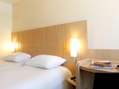 馬賽火車站巴拉丁斯酒店 - 馬賽 - 馬賽 - 臥室
