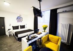Inn 65 Budget - Ankara - Phòng ngủ