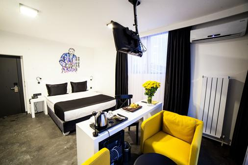 Inn 65 Budget - Ankara - Schlafzimmer