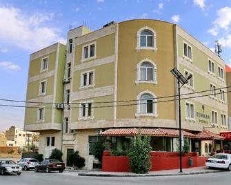 Rumman Hotel - Mādabā - Gebouw