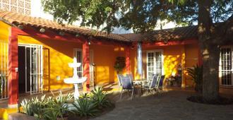 Central Bed & Breakfast - La Paz - Patio