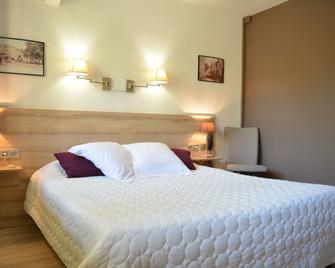 Hôtel Le Grillon - L'Île-Rousse - Bedroom
