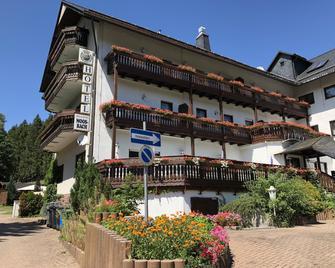 Hotel Thüringer Wald - Ilmenau - Gebouw