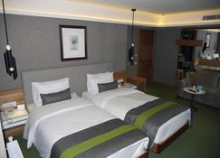 The Crater Hotel - טאטוואן - חדר שינה