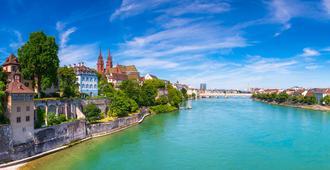 Radisson Blu Hotel, Basel - Basel - Outdoor view