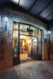 Princesa Galiana - Toledo - Building