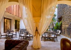 Bastión Luxury Hotel - Cartagena - Restaurant