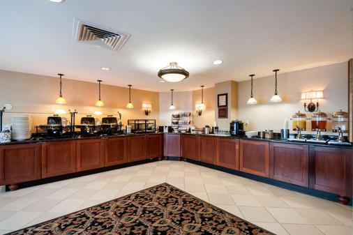 Clarion Collection Hotel Arlington Court Suites - Arlington - Buffet