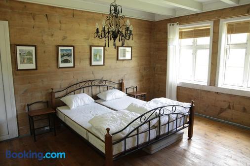 Brekke Gard Hostel - Flåm - Bedroom