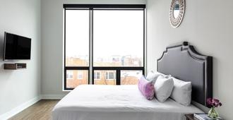 Stay Alfred at The Ace on Ashland - Chicago - Camera da letto