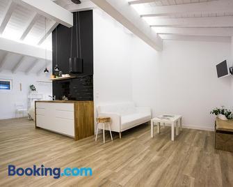 Markulluko Borda Rural Suites - Elizondo - Living room