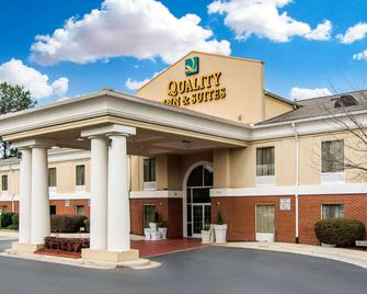 Quality Inn & Suites Decatur - Atlanta East - Декейтер - Здание
