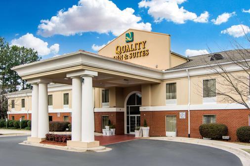 Quality Inn & Suites Decatur - Atlanta East - Decatur - Gebäude