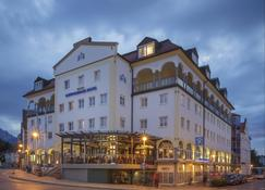 Luitpoldpark-Hotel - Φύσεν - Κτίριο