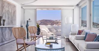 Myconian Kyma - Design Hotels - מיקונוס - סלון