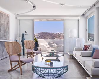 Myconian Kyma - Design Hotels - Mykonos - Living room