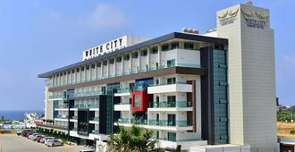 White City Resort Hotel - Alanya - Vista del exterior