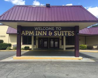 Apm Inn & Suites - Martinsburg - Building